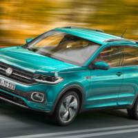 Volkswagen unveiled the all-new T-Cross