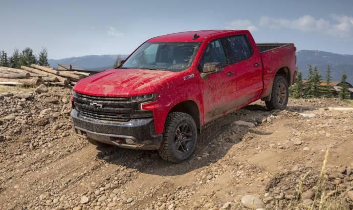 2019 Chevrolet Silverado 1500 gets new turbo engine