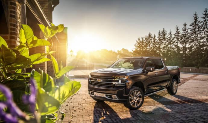 2019 Chevrolet Silverado High Country concept