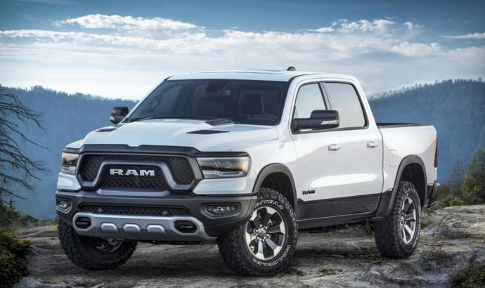 2019 Ram 1500 Rebel 12 version launched