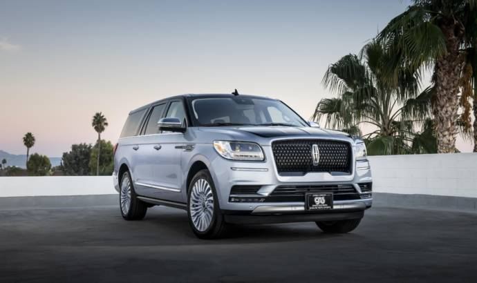Lincoln Black Label Navigator created for Jay Leno