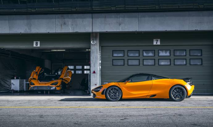 McLaren 720S Track Pack US pricing announced