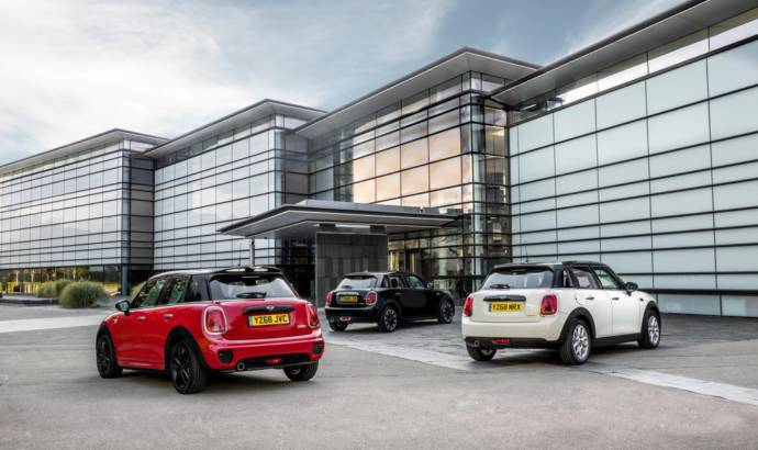Mini introduces new Classic, Sport and Exclusive trim levels