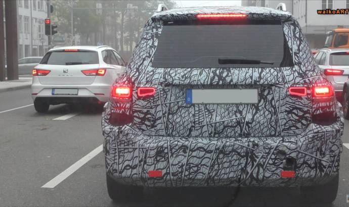Video - Mercedes-Benz GLC spied up