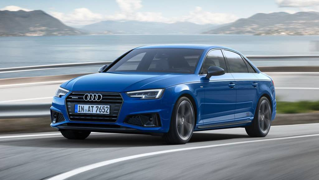 2019 Audi A4 updated in US