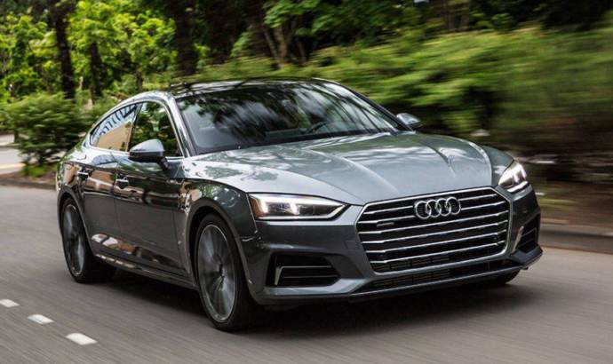 2019 Audi A5 introduced in US