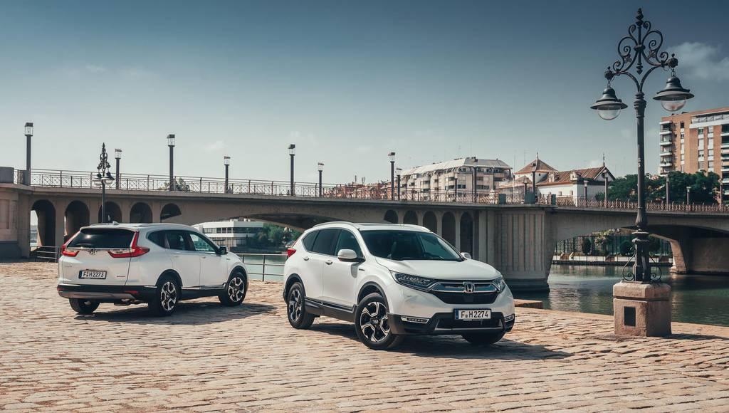 2019 Honda CR-V Hybrid UK pricing announced