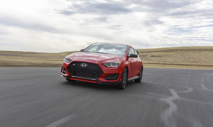 2019 Hyundai Veloster N US pricing announced