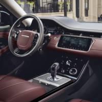 2019 Range Rover Evoque unveiled in London