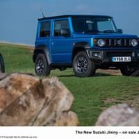 2019 Suzuki Jimny priced in UK