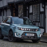 2019 Suzuki Vitara UK pricing announced
