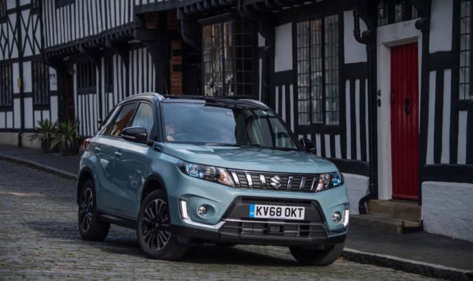 2019 Suzuki Vitara UK pricing announced