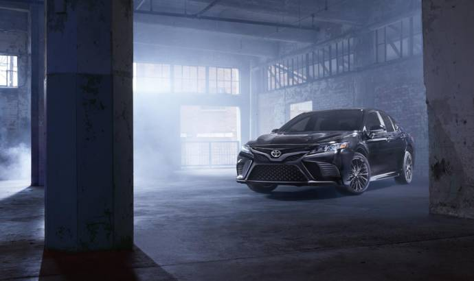 2019 Toyota Camry Nightshade Edition available