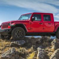 2020 Jeep Gladiator is the pickup truck based on the Wrangler