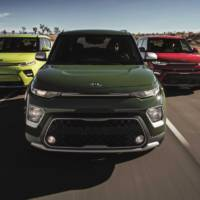 2020 Kia Soul unveiled during the Los Angeles Auto Show