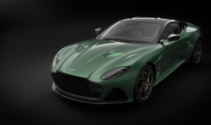 Aston Martin DSB 59 celebrates Le Mans historic win