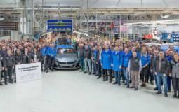 BMW Z4 enters production