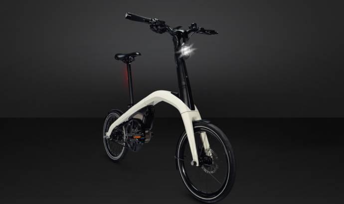 General Motors built two electric bikes