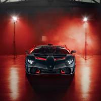 Lamborghini SC18 is a one-off Aventador created for circuit
