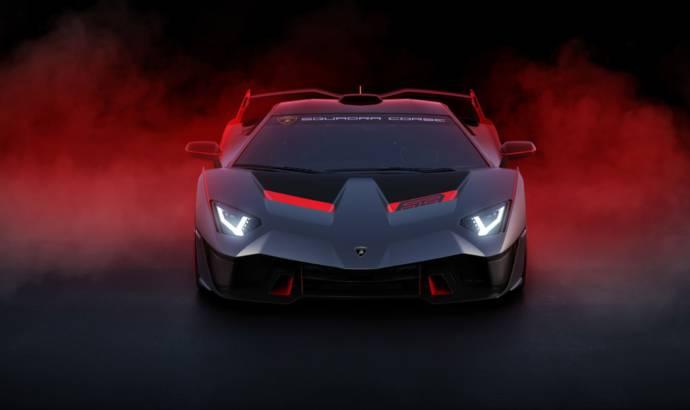 Lamborghini SC18 is a one-off Aventador created for circuit