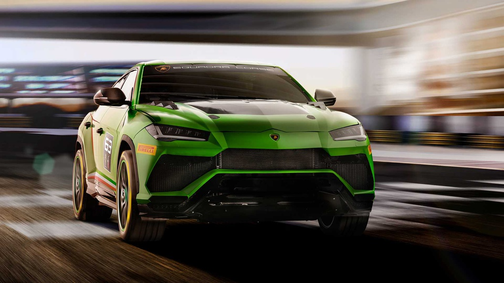 Lamborghini Urus ST-X Concept is here to preview a Super-SUV exclusive competition
