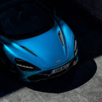 McLaren 720S Spider - first teaser picture