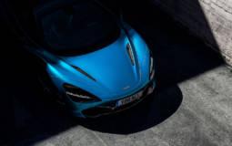 McLaren 720S Spider - first teaser picture
