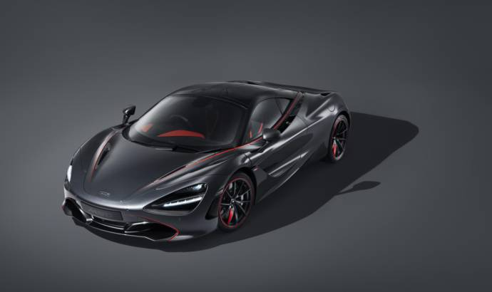 McLaren 720S Stealth Theme is another special project by MSO