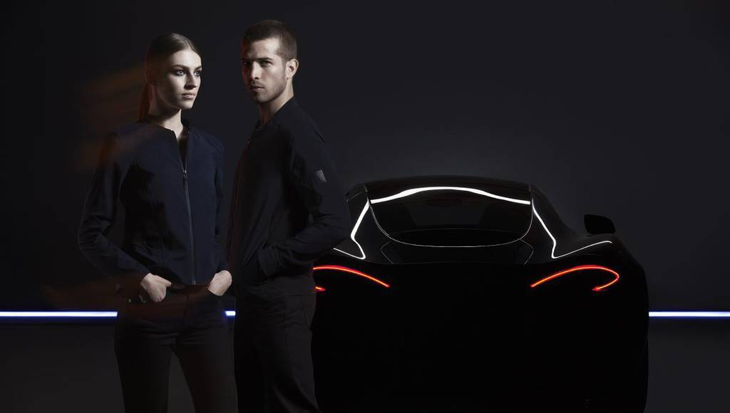 McLaren and Belstaff create new line of clothes