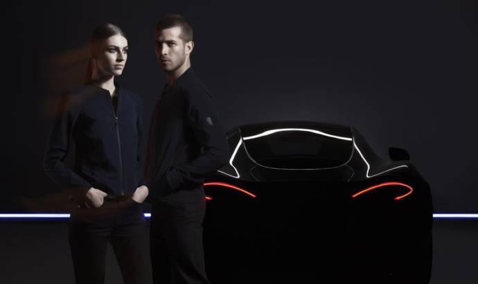 McLaren and Belstaff create new line of clothes
