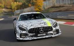 Mercedes-AMG GT R Pro - first teaser