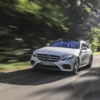 Mercedes E 300 de Saloon and Estate UK pricing announced