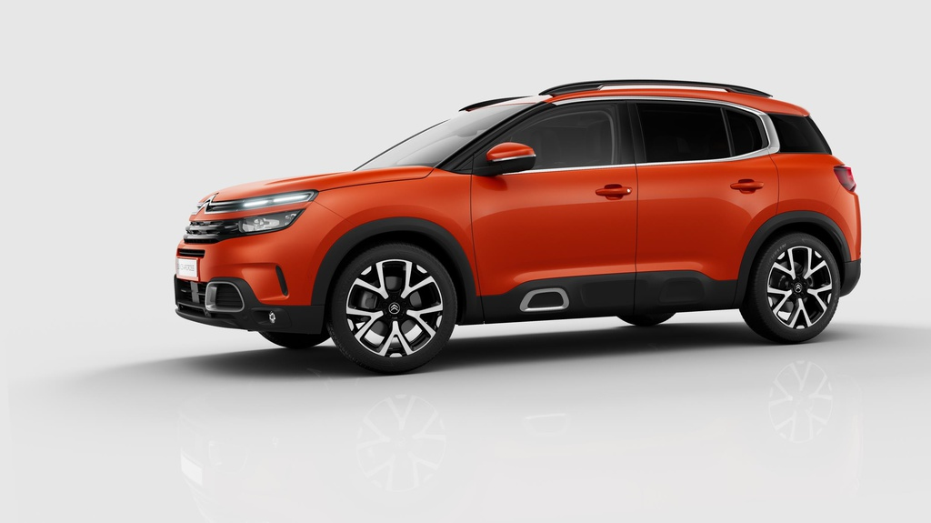 New Citroen C5 Aircross UK pricing announced