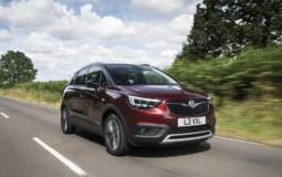 Opel Crossland X Ultimate available in UK