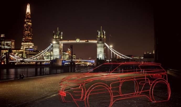 Range Rover Evoque new generation teased