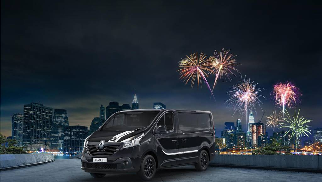 Renault Premier Edition available on Kangoo, Traffic and Master