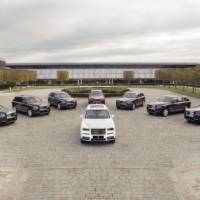 Rolls Royce Cullinan reaches first UK showrooms