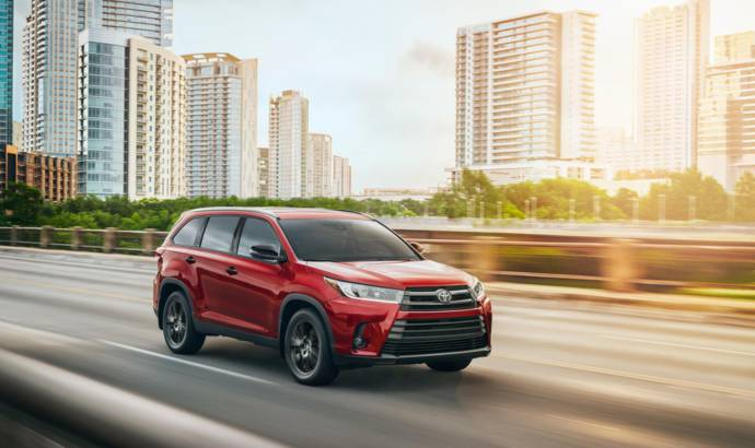 Toyota Highlander Nightshade Edition launched in US