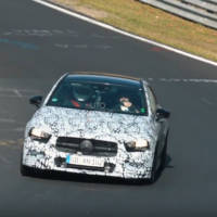 Video - Mercedes-AMG CLA 35 spied on track