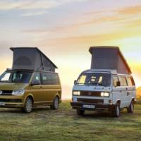 Volkswagen California celebrates 30 years since launch