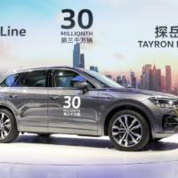 Volkswagen sold its 30 millionth car in China