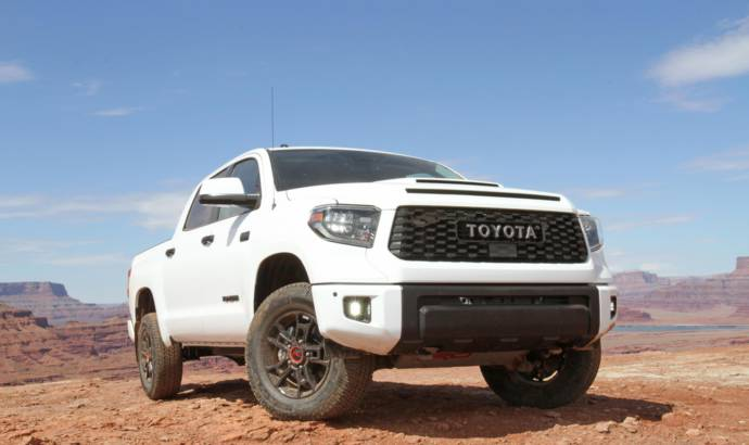 2019 Toyota Tundra TRD Pro available for US