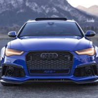 The swan song - ABT Sportsline unveiled the RS6+ Avant Performance Nogaro Edition with 735 horsepower