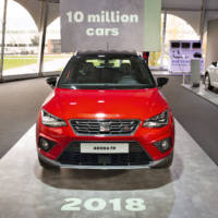 10 million cars built by Seat in Martorell plant