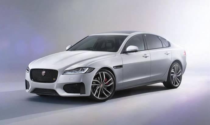 2019 Jaguar XF300 SPORT introduced in US