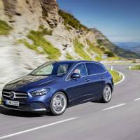 2019 Mercedes B-Class UK pricing announced
