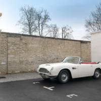 Aston Martin Lagonda created an electric powertrain for classic cars