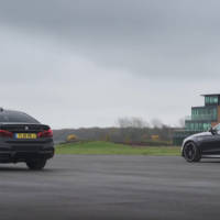 VIDEO: BMW M5 Competition face to face with Mercedes-AMG E63 S