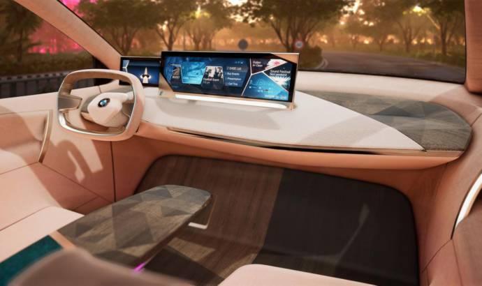 BMW technologies at 2019 CES Las Vegas