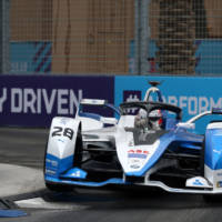 BMW won the first Formula E race of this season